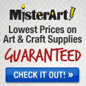 MisterArt - Lowest Prices on Art & Craft Supplies GUARANTEED