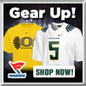 Get your Oregon Ducks Gear!